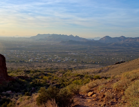 "I Descended into The Sonoran Desert (33°28'41.53""N 111°14'21.43""W)"