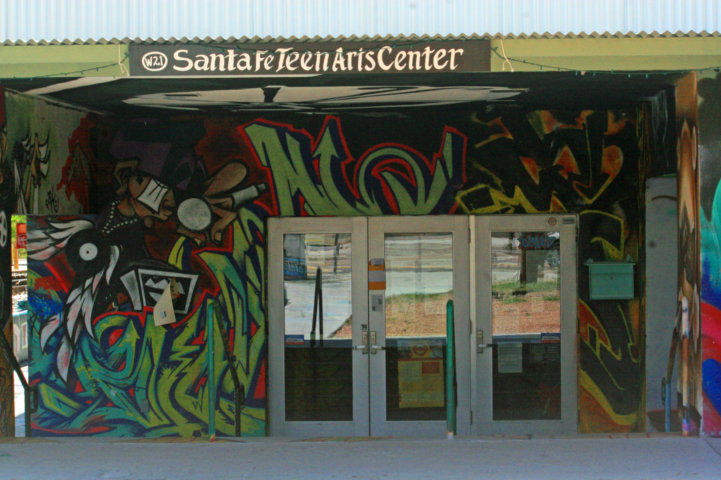 Fe Teen Arts Center 61