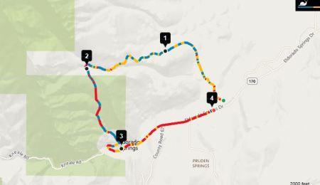 Shadow Canyon Loop