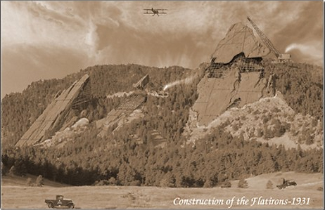 construction-of-the-flatirons